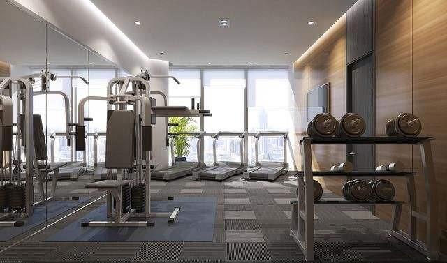 健身锻炼的微信小程序